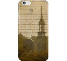 Mt. Olivet iPhone Case/Skin