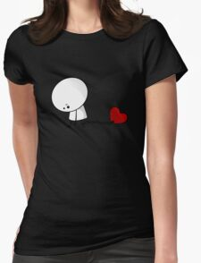Love Prisoner Womens Fitted T-Shirt