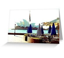 Morning Light, Campbells Cove Greeting Card