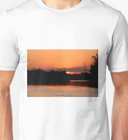 Twilight on the Assiniboine Unisex T-Shirt