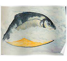 Fish Dish Poster