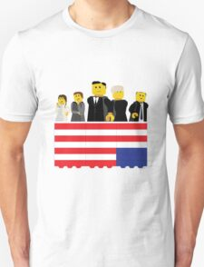 House of Cards Fan Art Unisex T-Shirt