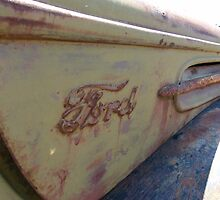 1946 Jailbar Ford 2 tonne Truck by elsha