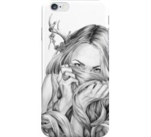 Begonia's Sister by April Alayne iPhone Case/Skin