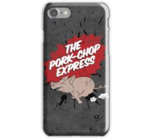 Pork Chop Express iPhone Case/Skin