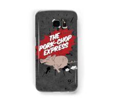 Pork Chop Express Samsung Galaxy Case/Skin