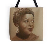 A Portrait Of Dinah Washington Tote Bag