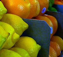 Fruitylicious by Marcia Rubin