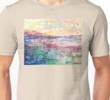Poppies and Lillies Unisex T-Shirt