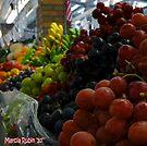 Grapes Galore by Marcia Rubin