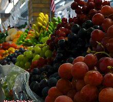 Fruits, Nuts, Seeds & Berries Calendar by Marcia Rubin