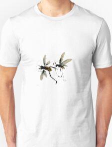 Hand painted wasp pair T-Shirt