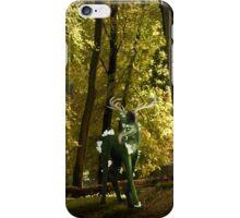 Secret in the woods iPhone Case/Skin