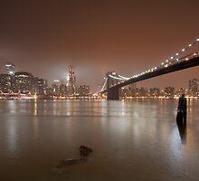 Brooklyn Bridge by Gianluca Nuzzo