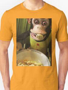 Musical Jolly Chimp Enjoys His Cereal T-Shirt