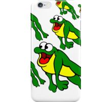 Leap Frogs iPhone Case/Skin