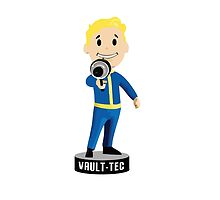 Fallout - Energy Weapons Bobblehead by HeySteve