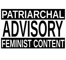 Feminist Content version 1 by hellajenn