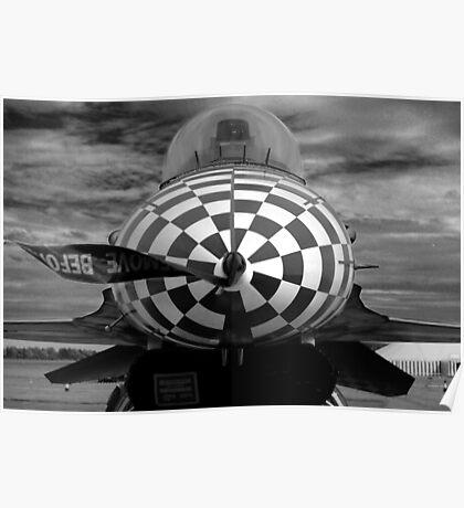 F-16 Nosejob Poster
