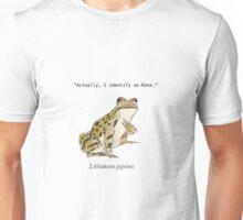 Rana pipiens Unisex T-Shirt