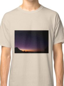 Sunrise on Mount Dandenong Classic T-Shirt