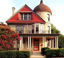 Interesting House, Danville, Virginia by BCallahan