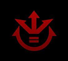 Dragon Ball Z Saiyan Insignia by arcanepro