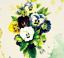 Fleur II by Lindsay Mae
