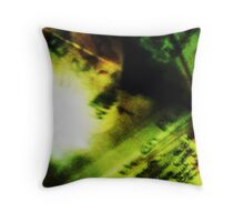 Through Something Painful I Pull My Story Of Submission... Throw Pillow