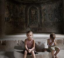 Prayer With The Centuries by Josh Wentz