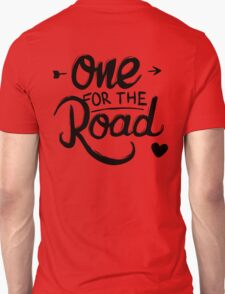 ARCTIC MONKEYS ONE FOR THE ROAD (BLACK TEXT) T-Shirt