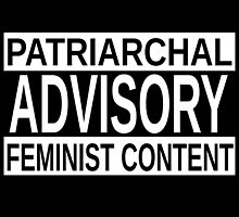 Feminist Content version 2 by hellajenn