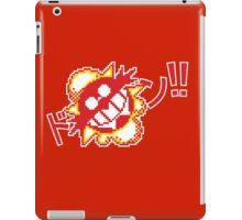 Kaboom!!! Tee + Stickers iPad Case/Skin