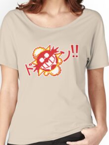 Kaboom!!! Tee + Stickers Women's Relaxed Fit T-Shirt