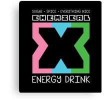 Chemical X Canvas Print