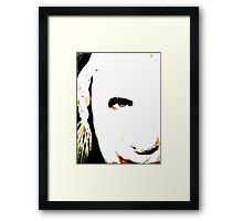 Jane 1 Framed Print
