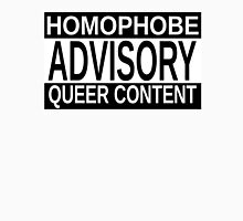 Queer Advisory version 1 Unisex T-Shirt
