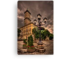 Delicately Peaceful Canvas Print
