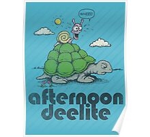 Afternoon Deelite. Poster