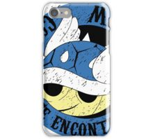 Blue Shell Mario Kart iPhone Case/Skin