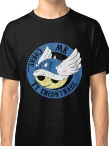 Blue Shell Mario Kart Classic T-Shirt
