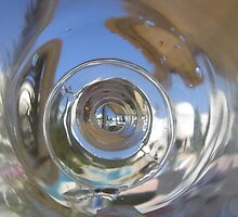 View thru a glass - Tunisia by BlackhawkRogue