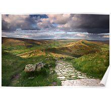 Down The Ridge Poster