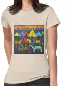 Song Kul Womens Fitted T-Shirt