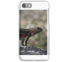 Sagebrush Lizard at Yosemite National Park iPhone Case/Skin