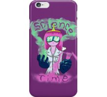 Science Time! iPhone Case/Skin