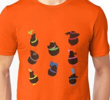 Jr & Koopalings Altogether - Sunset Shores Unisex T-Shirt