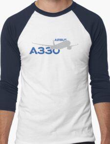 AIRBUS A330 Men's Baseball ¾ T-Shirt