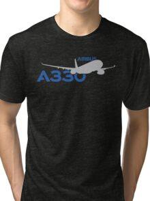 AIRBUS A330 Tri-blend T-Shirt