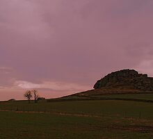 Evening at Almscliff Crag by WatscapePhoto